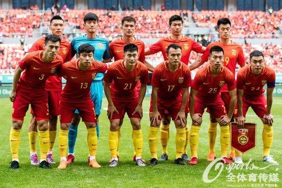 解析:国家队和国家集训队大不同事关FIFA积分