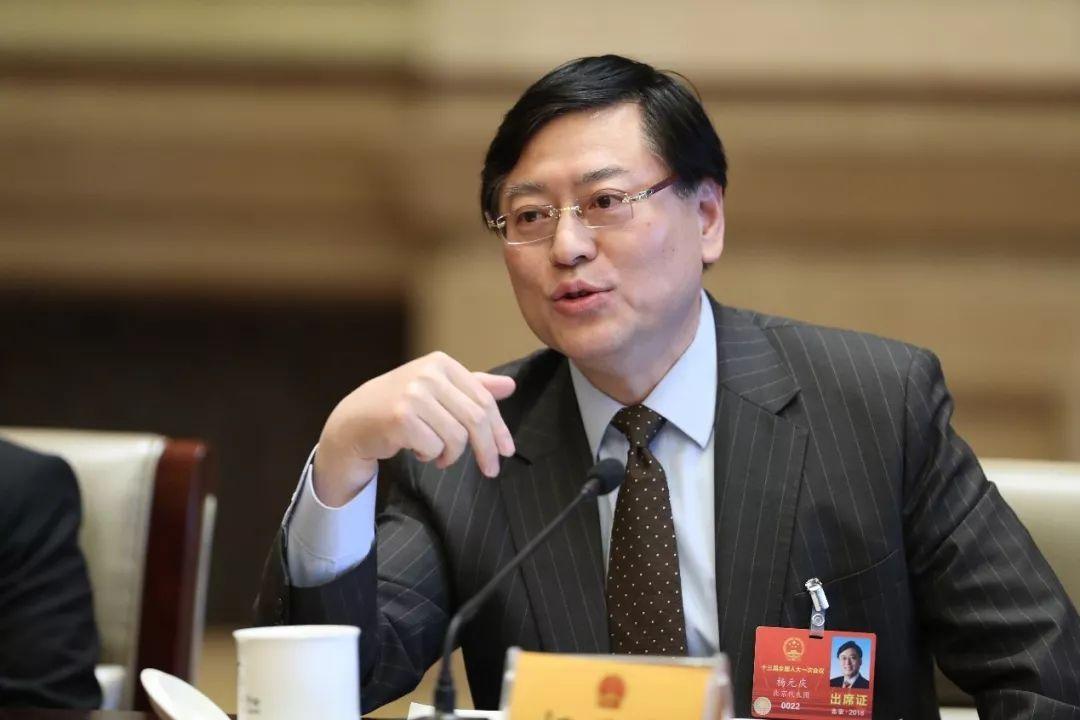 决战第四次浪潮杨元庆:联想行业智能的初心与野心