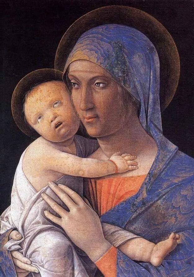 当你妈妈一整天自拍个没完,而你只能用表情抗议时