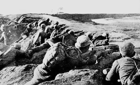 抗日战争时期,日本为何拿不下西安?不仅仅是