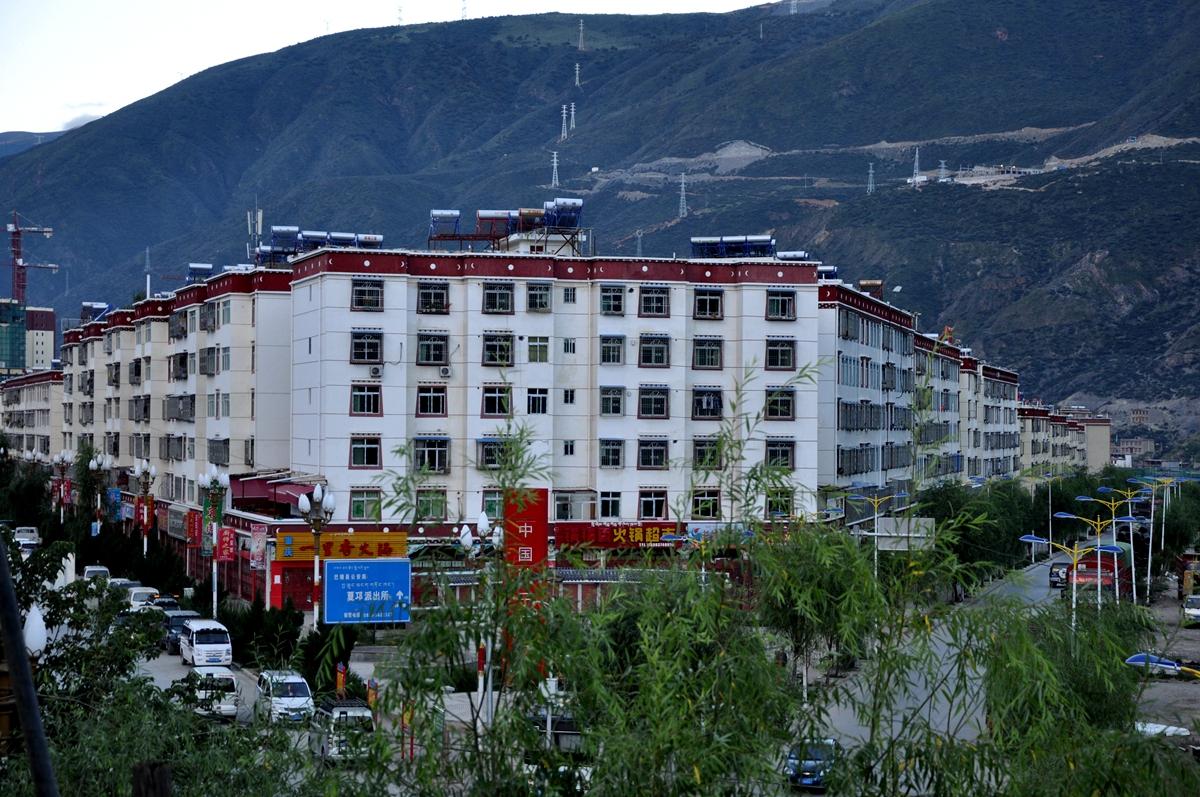 小面瓜自驾西藏度蜜月——《过金沙江挺进西藏 翻宗拉山转道云南》