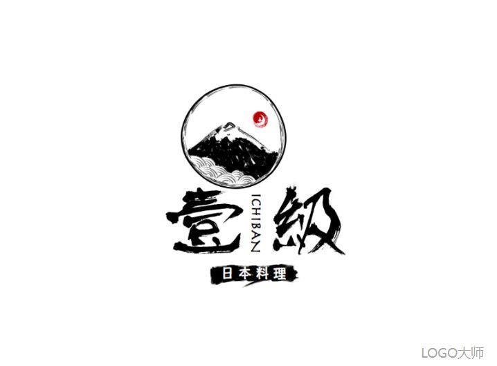 日式料理LOGO设计合集鉴赏
