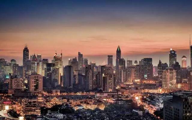 这个春天,写给上海一首诗