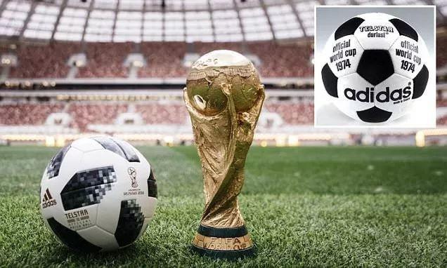 历届世界杯足球名字_2018年世界杯使用的足球和往届用球有何不同?