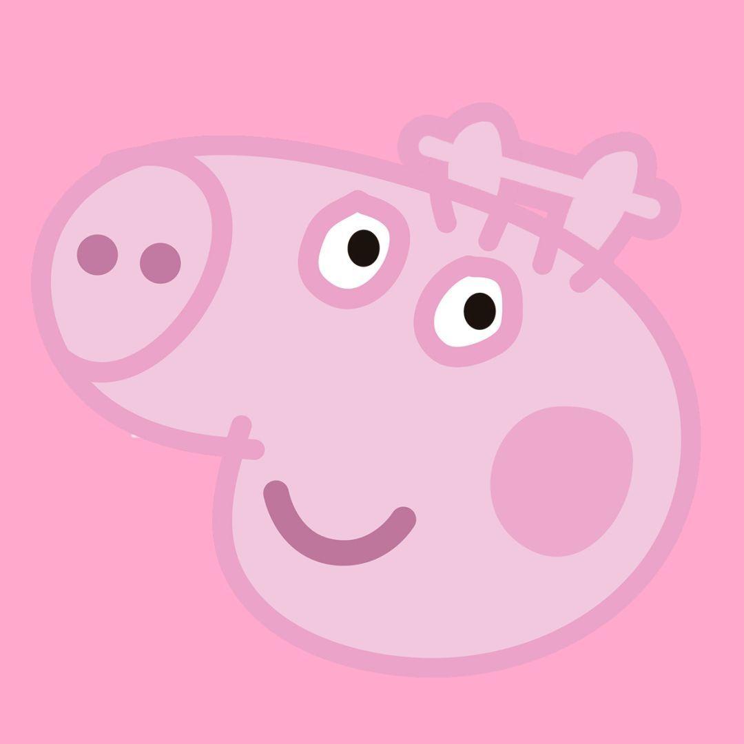 小猪佩奇×ysl,chanel!社会人专用图片
