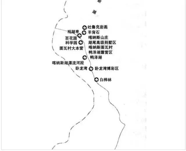 葡萄沟地图