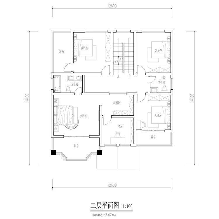 带别墅堂屋二层小炸鸡,35万完工,值这个价韩式农村字体v别墅图片