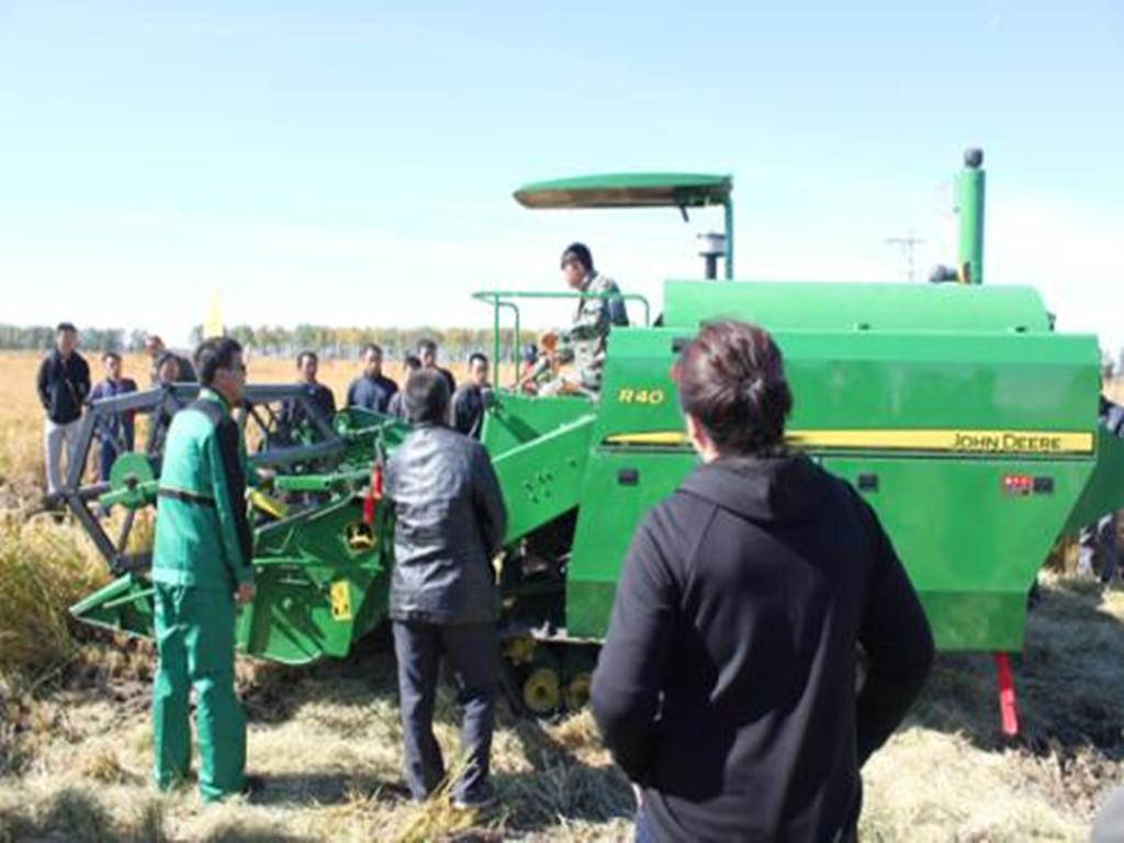 约翰·迪尔(佳木斯)农业机械有限公司:4LZ-9(C120)... -农机360网