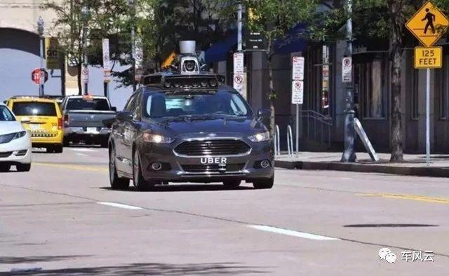 Uber无人驾驶测试车撞人致死事件所引发的思考