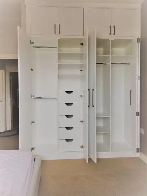 5大类型30款衣柜设计,你的理想型都在这里了!图片