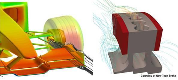 新能源汽车设计中CAE仿真技术应用