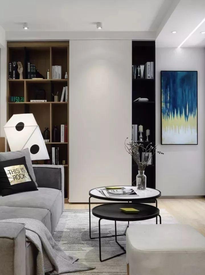 墙面灰的餐厅搭配白墙木黑白背景,呼应相邻的家具v墙面,从饰面延伸gb98000设计素材