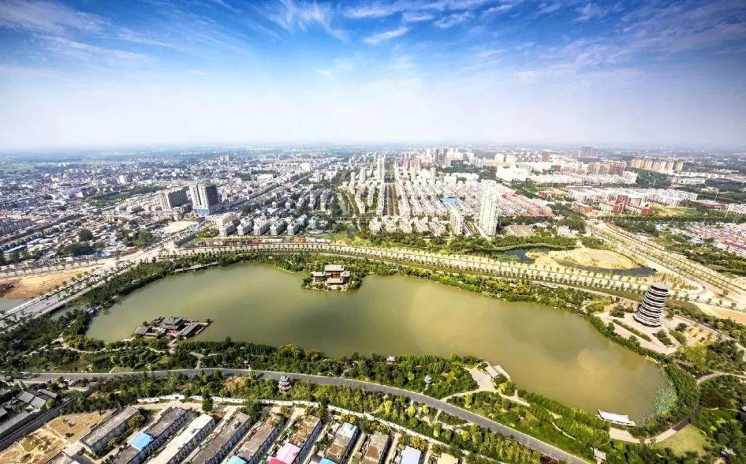阜阳是中原经济区规划建设的