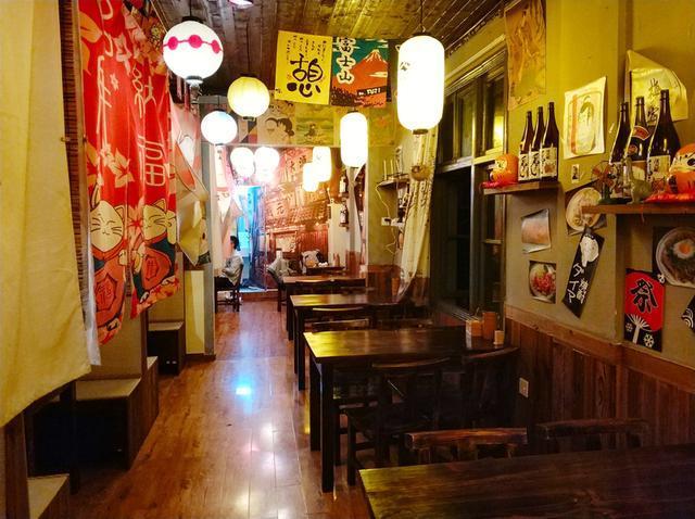 红番居酒屋——想静静地吃日料,吃到地老天荒!