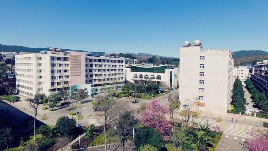 云南农业大学,建校八十周年生日快乐图片