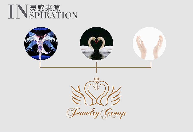 珠宝集团公司LOGO设计图片