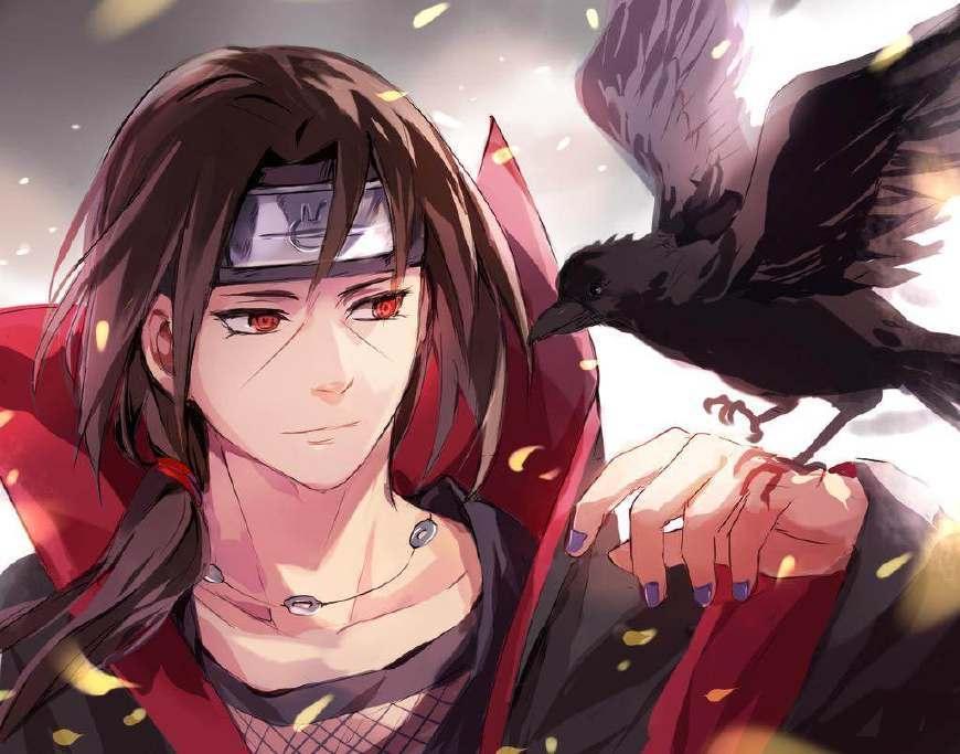 火影忍者,他的天赋胜过宇智波鼬,一只眼就能开须佐能乎
