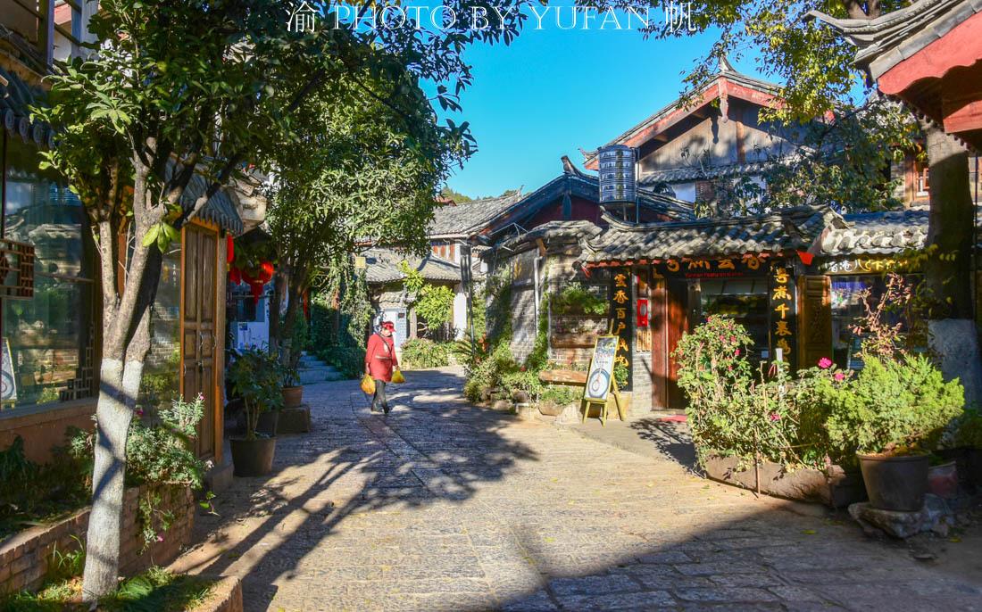 曾经中国最令人向往的丽江,如今为何街上游客稀少,店铺门可罗雀?