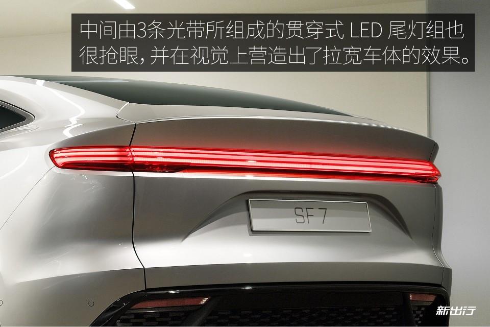 SF5/SF7车型最全解析 这3项技术将开启智能汽车新时代