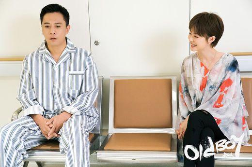 王汀《老男孩》搭档刘烨完美收官 热门剧待播未来可期