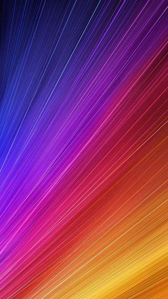个性炫彩手机壁纸图片