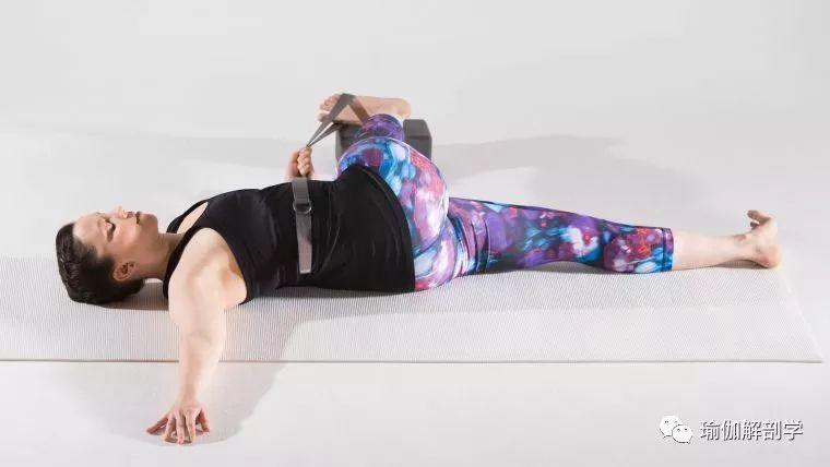 瑜伽初学者要开髋,这套阴瑜伽序列特别有效!图片