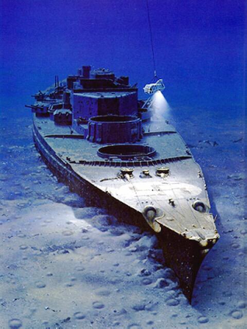法国布吕尼_二战时期德国的哪艘战列巡洋舰有传奇王牌之称?