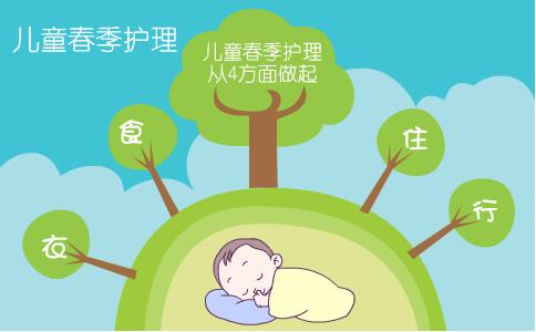 春季如何做好幼儿保健?