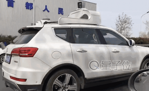 腾讯无人车遭奇特曝光 晒单鹅厂的无人驾驶版图