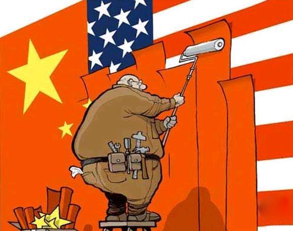 外交部刚刚硬怼这国贸易战企图,中国外长又送上四个字图片