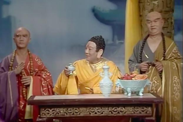 《西游记》众仙人曾给如来佛祖出了一个大难题图片