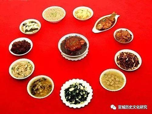"""泾县 """"茂林十二碗""""(上)"""