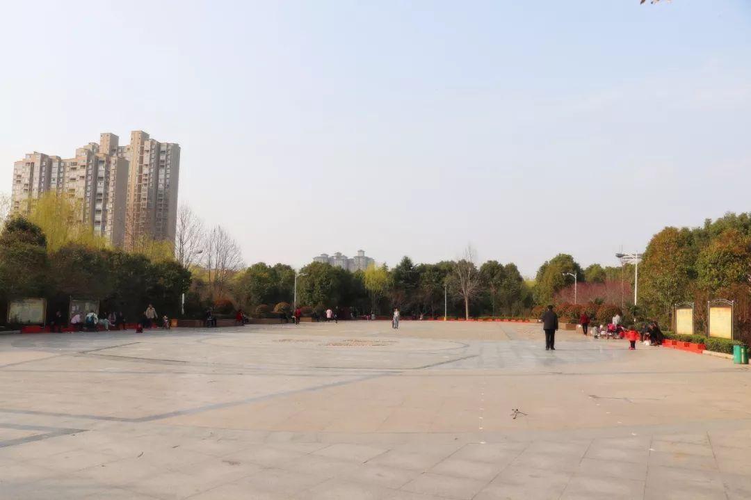 这个神奇又美丽的地方就是 叶县法治文化公园图片
