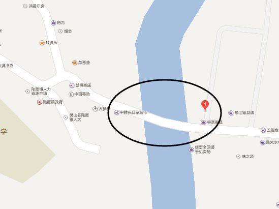 网友@足#迹:钦州灵山县陆屋镇的母亲河!