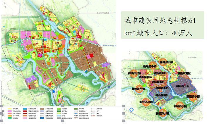天府文创城规划图