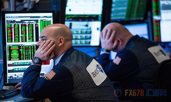 科技股下挫拖累美股大跌,三大指数均响起红色警报