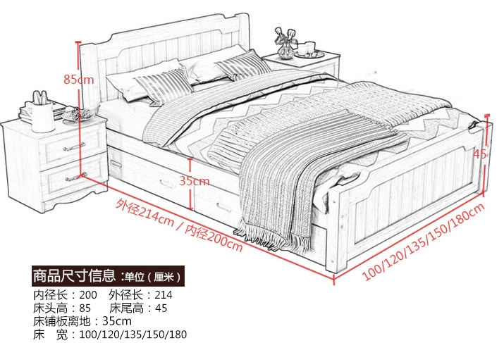 儿童床尺寸不知道怎么选?正确的尺寸在这里很多人都选错了