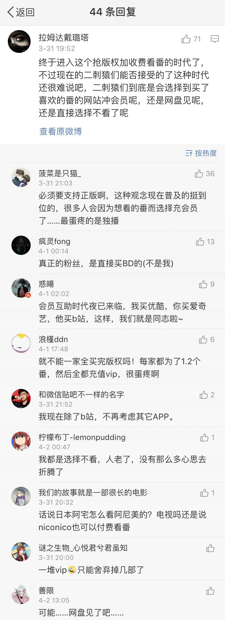 进入4月,中国新番动画市场发生了3个变化