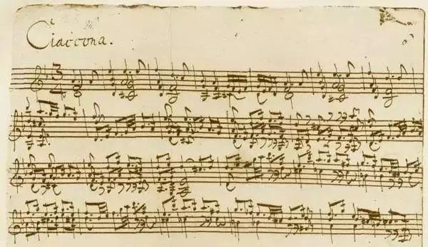 恰空 大提琴 乐谱
