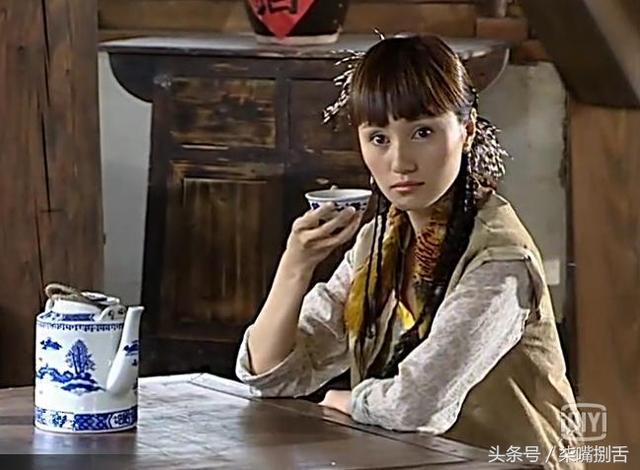 苏樱的母亲毒后苏如是,死于刘喜手中