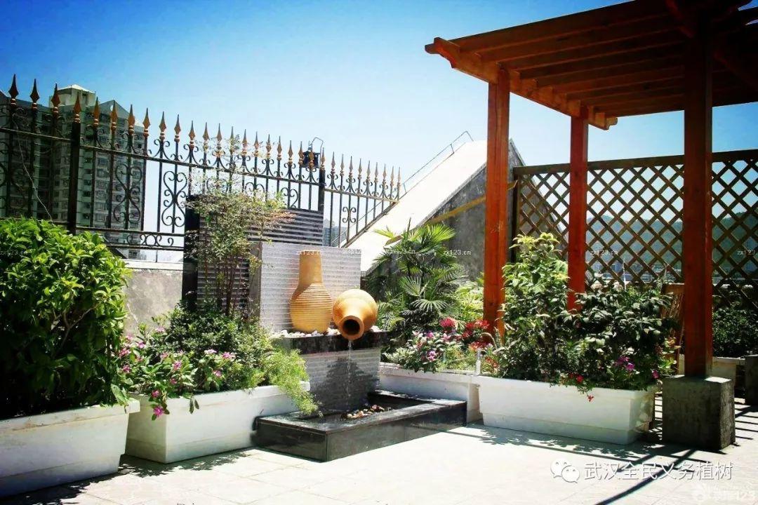 把日子搬进露台 露台花园逆袭记,即使露台不到10㎡也能美到颤抖