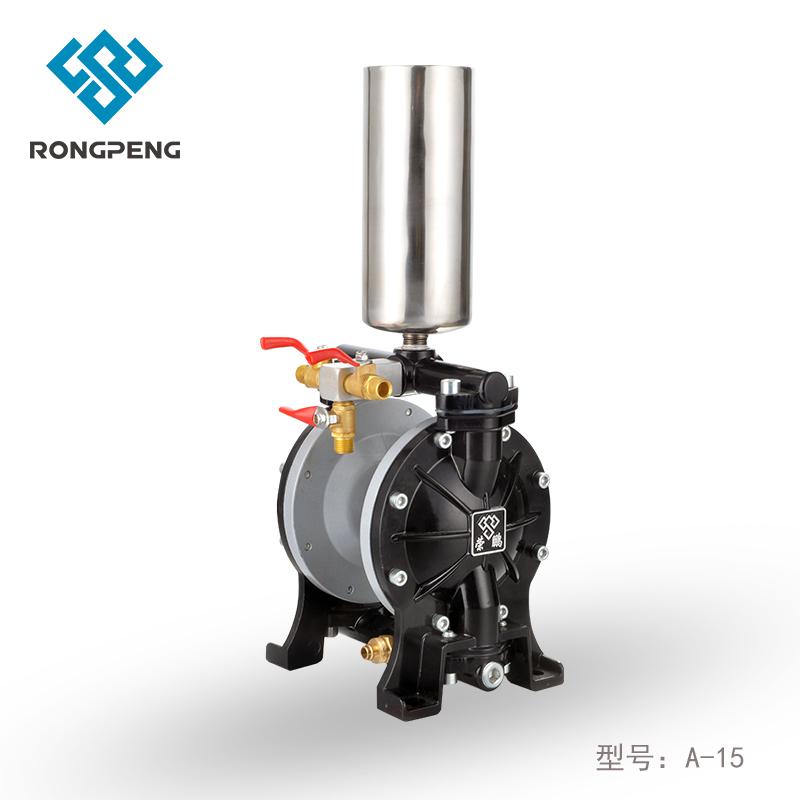 气动隔膜泵对工厂作业的重要性 荣鹏气动图片