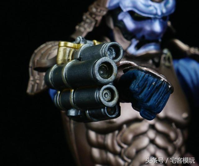 78官测:万代 钢铁侍 战争机器