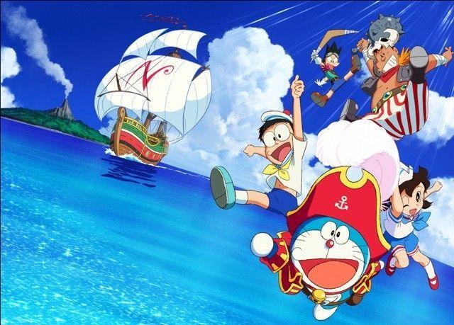 《哆啦A梦:大雄的宝岛》上映一个月票房突破44亿日元 再创新纪录