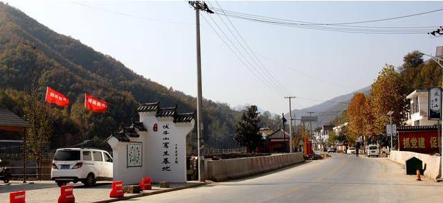 【关注】嵩县的手绘小镇!相约嵩县三合村,追寻乡土