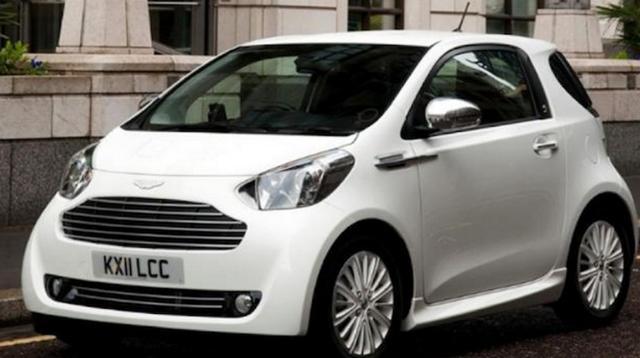 全球最贵微轿,比QQ还要小,却比S级还贵,买它至少要花上250万