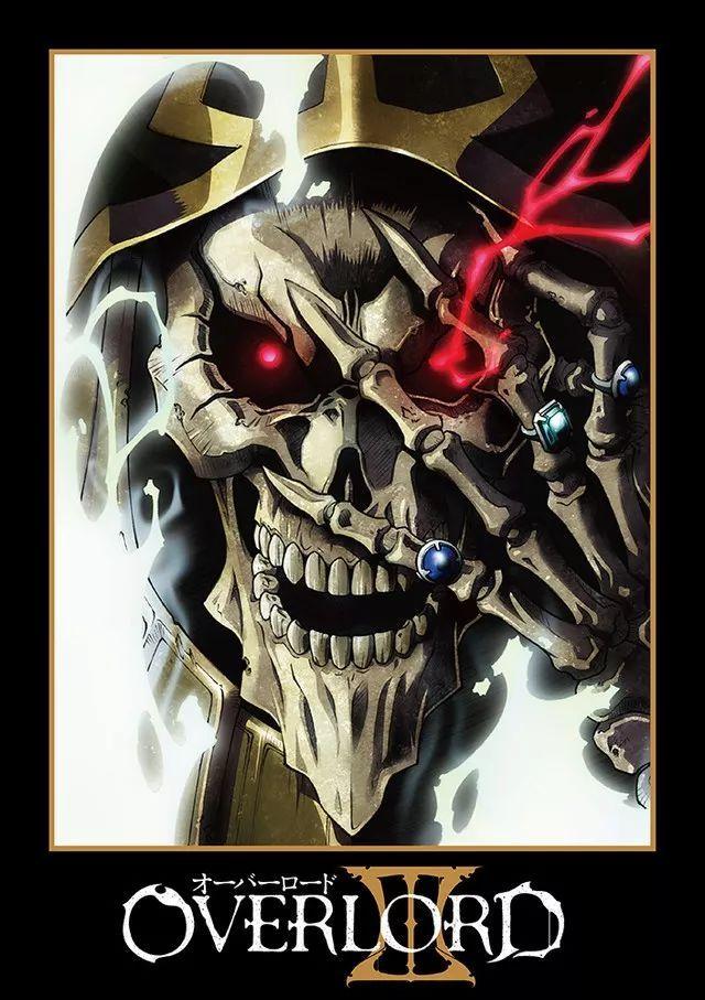 资讯 |《Overlord》动画第三季定于7月播出,骨王问鼎霸主