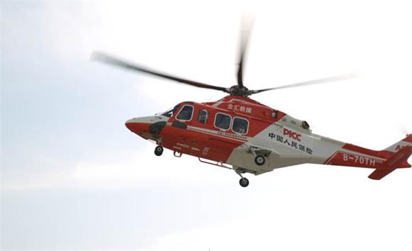 保障出行安全 人保财险北京市分公司开展清明节空中巡航公益活动