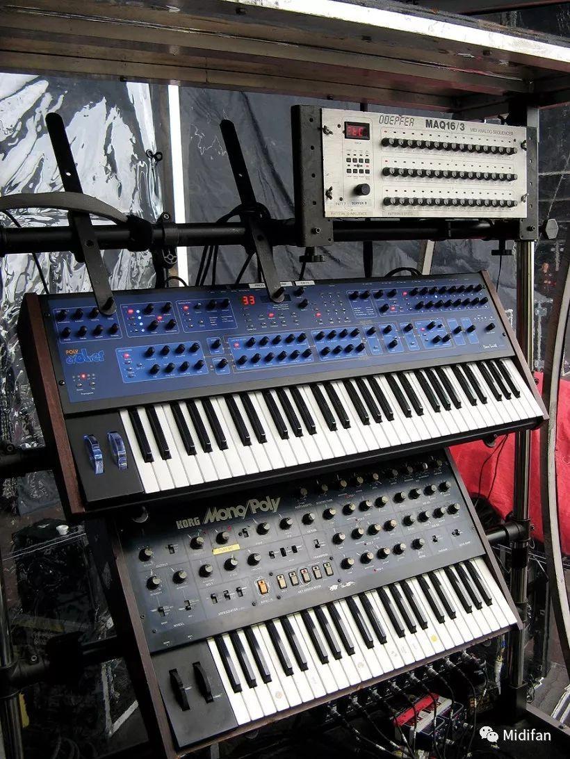Matt Cox:化学兄弟音乐里的 MIDI 技术