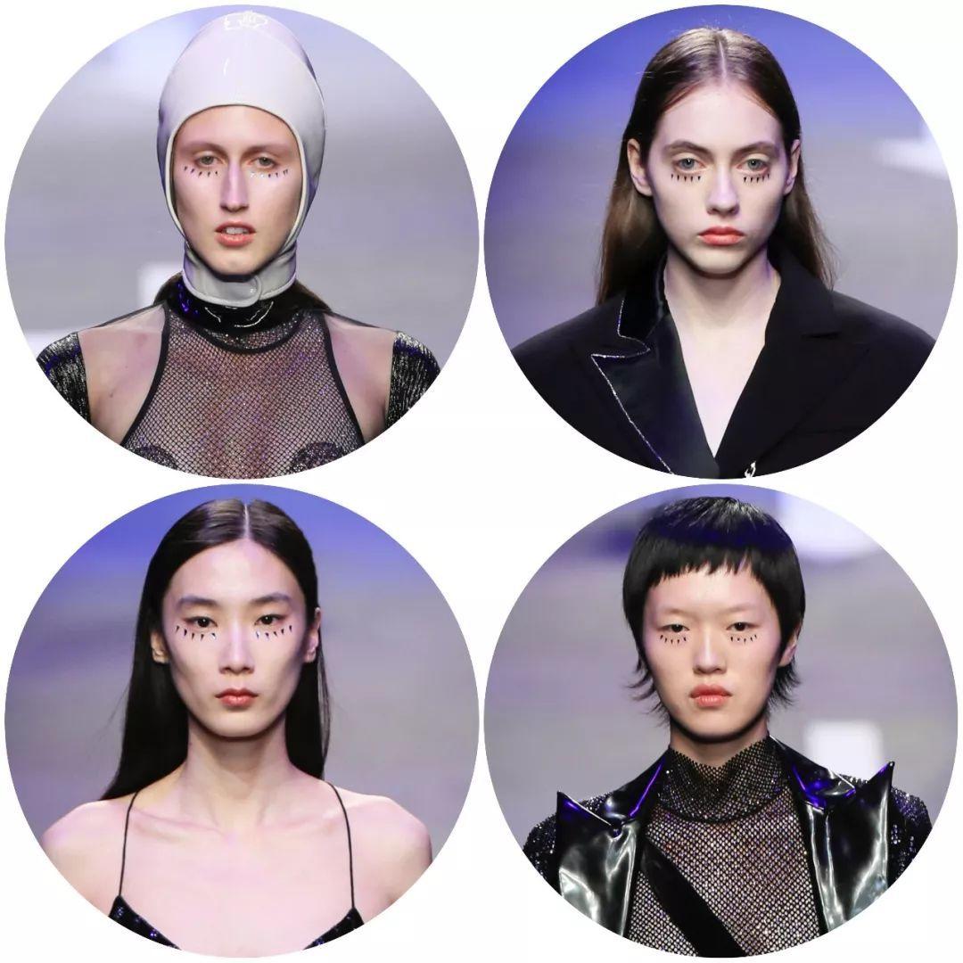 碉堡了!上海时装周史上最大咖超模阵容重现《狂暴公路》!?